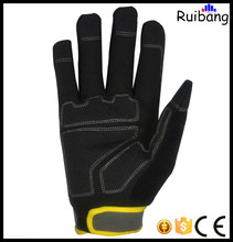 2017 New Black Protective bike glove Full Finger Cheap Racingglove Waterproof Motorbike Gloves