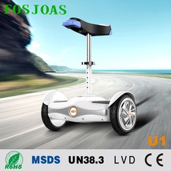 2016 new design 2 wheels electric chariot off road self balance city car low price
