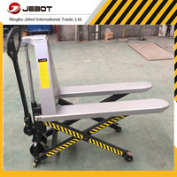 1000kg 1500kg Capacity Manual High Lift