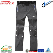 winter cargo work pants