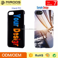 Miroos hot products China wholesale water printing plastic oem odm for iphone 6 7 case pc