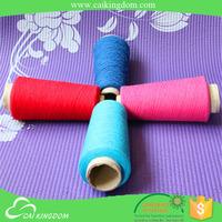 Eco friendly regenerate high quality textiles yarn for denims cloth
