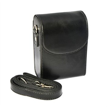 wholesale leather camera bag,leather travel camera pouch