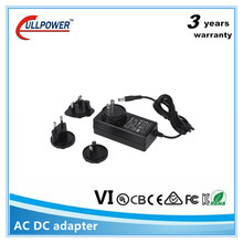 Power Supply 5v 12v 24v 48v 1a 1.2a 2a ac dc adapter adopter for CCTV ,massage chair