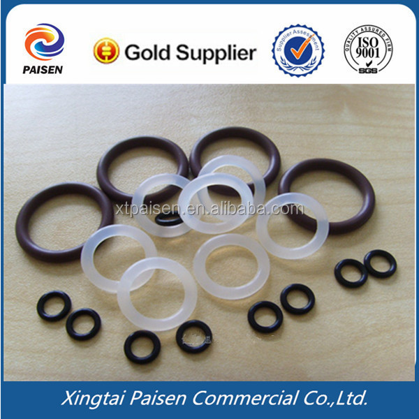 NBR/VITON/FKM/SILICONE rubber ring for toilet/ small round rubber ring on sale
