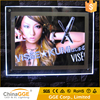 Super Slim LED Acrylic Picture Frame Backlit Frameless LED Picture Frame LED Lighted Photo Picture Frame