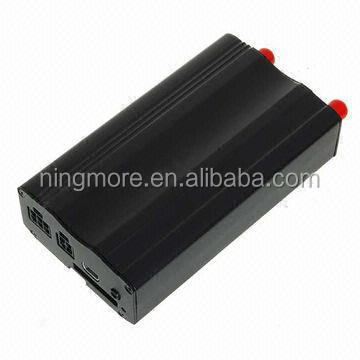Original 3G sim card car alarm gps tracking systems with LBS Tracking and SD Slot
