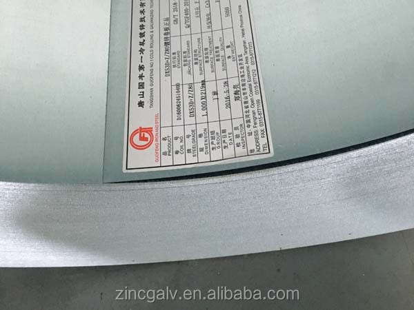 TangSteel supply SGCC galvanized steel gusset plates