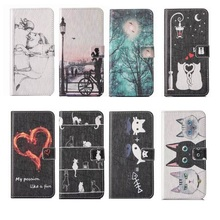 Cute Cat Case for Galaxy Note 8 ,for Samsung Note 8 Stand PU Leather Case