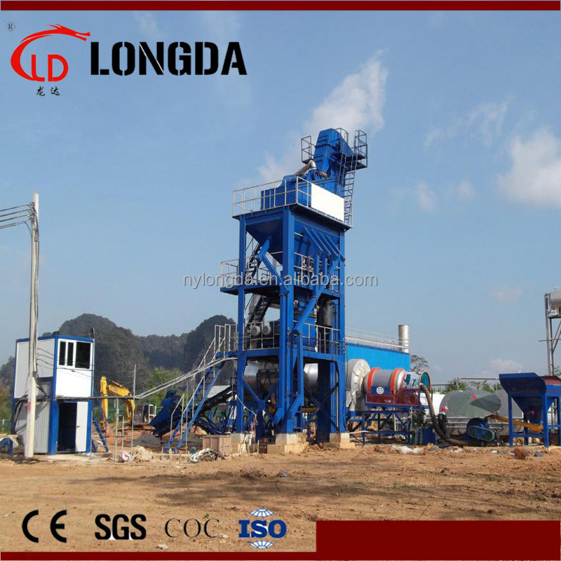 LB2500 Hight quality stationary asphalt mixing plant made in china for sale