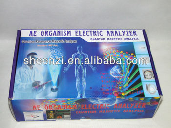 Russian software version Portable Quantum magnetic resonance analyzer /Quantum analyzer