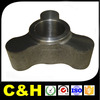 professional die casting part for road lamp part