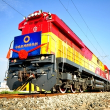 Fast railway logistics shipment by train from china to Europe Delivery duty paid door to door service express