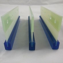 Flexible Squeegee with Long Handle