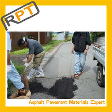 Safety guarantee and permanent pavement pot hole repair