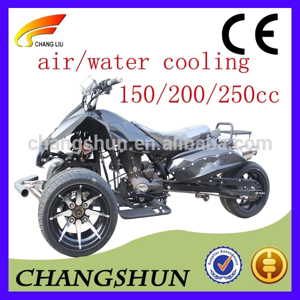 250CC 4 wheel motorcycle ATV Quad