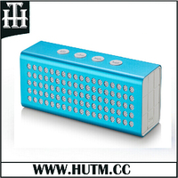 new product 3.5 AXU 3D deep bass mini bluetooth speaker made in China/alibaba