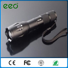 Best Powerful Led Military Swat Tactical Rechargeable Police Flashlight