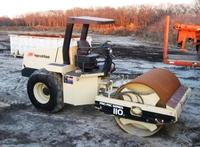 Used 2001 Ingersoll Rand Compactor
