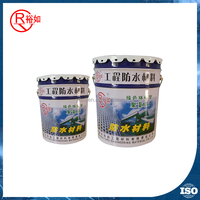 manufacturer: Trade assurance polyurethane waterproof materials of building coating paint
