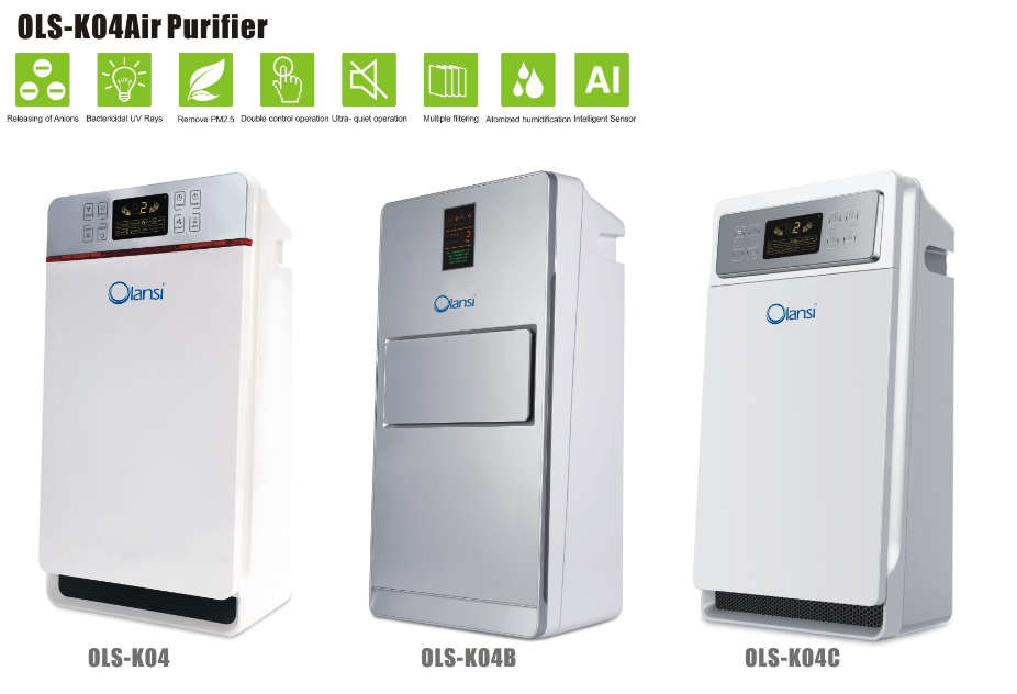 Portable Commercial Air Purifiers : Chinese wholesale cheapest portable air purifier with