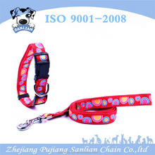 Best sell set dog collar and leash cheap pet products could send to amazon fba