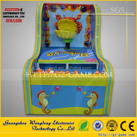 New Product Pitching Redemption game Machine From Guangzhou