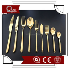 Chinese stainless cutlery,steak knife and fork,metal spoon case