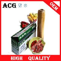Food grade self-adhesive plastic wrap with OEM box