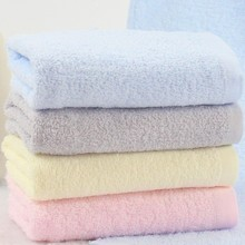 Graceful $0.5 Super Value Bright Color 32x70 Size Customed Plain Hand Towel