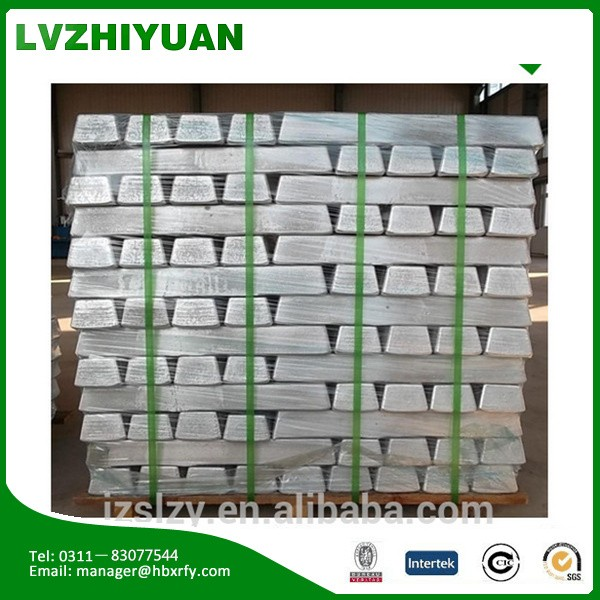 aluminum alloy making magnesium ingot price CS-1758E