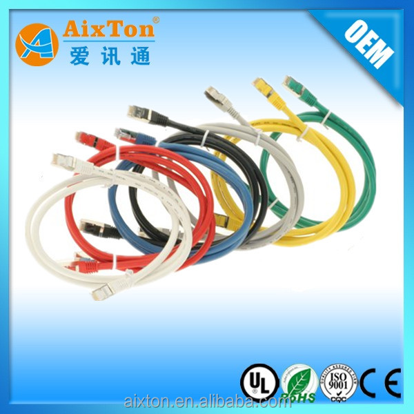 OEM PATCH CORD ETHERNET CAT5E JUMPER CABLES