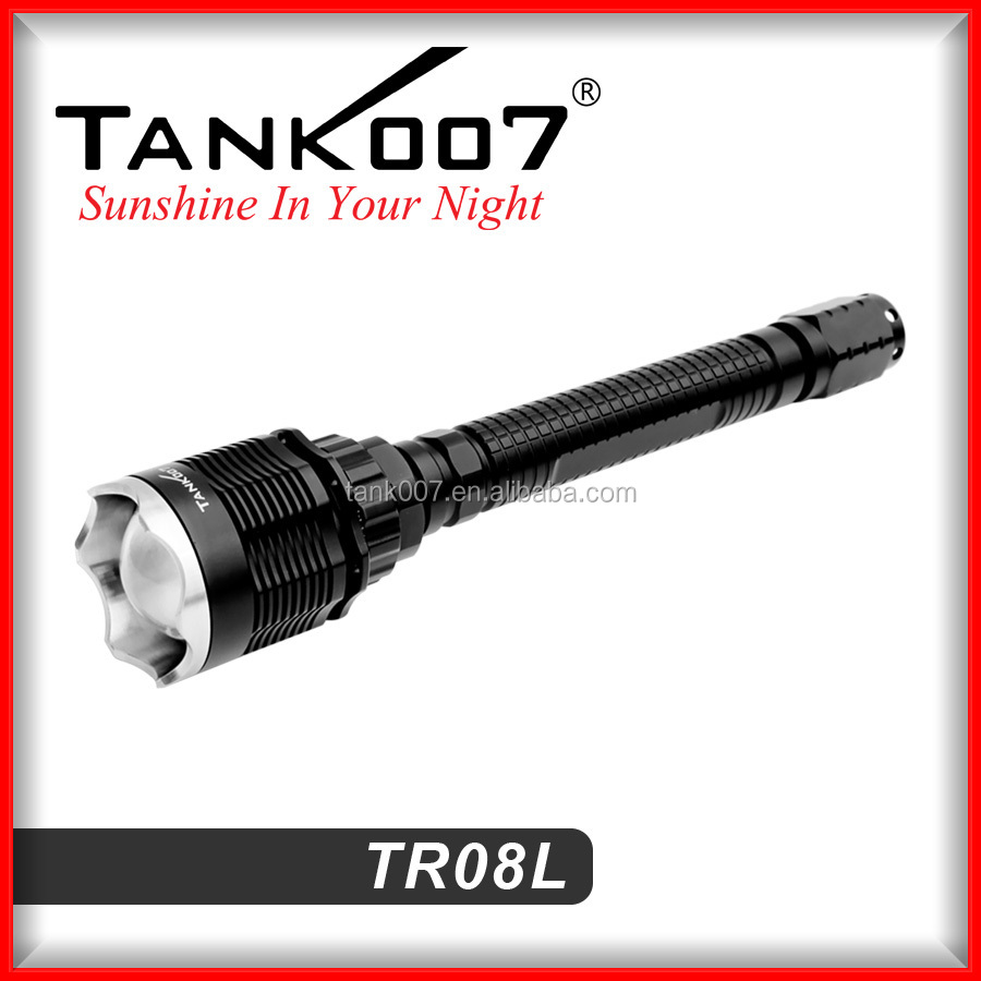 High power waterproof <strong>U2</strong> LED outdoor searching flashlight torch