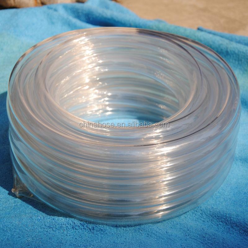 1 2 Inch Rohs Food Grade Pvc Transparent Plastic Hose Pvc