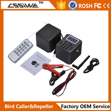 Pakistan Hot Mp3 Bird Hunting Device with Bird Sounds with Remote