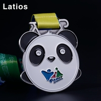 Customized Graphics Plated Painted Folk Art