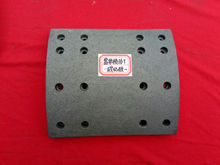 WVA19017 Brake linings brake pads for heavy duty trucks
