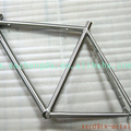 XACD titanium road bicycle frame custom  titanium 700c road bike frame custom