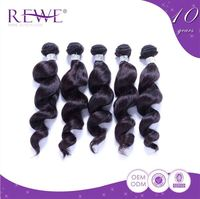 Natural And Beautiful Loose Wave Braids Weave Layers Hair Extensions Germany On Weft