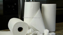 100% Virgin wood pulp roll airlaid paper kitchen towels made in usa