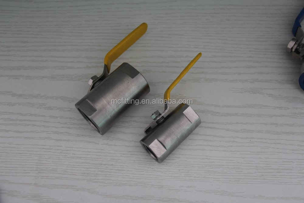 4 inch Ball Valve&stainless steel Pipe Nipple