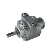 China Manufacturers ISO High Speed Rotary Vane Type Pneumatic Air Operated Motor, Blade Pneumatic Air Motor