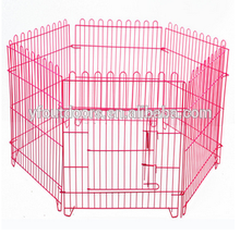 New arrival best-selling expandable metal dog kennel