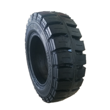 China Construction machinery forklift truck tires 28x9-15 forklift solid tire 8.15-15