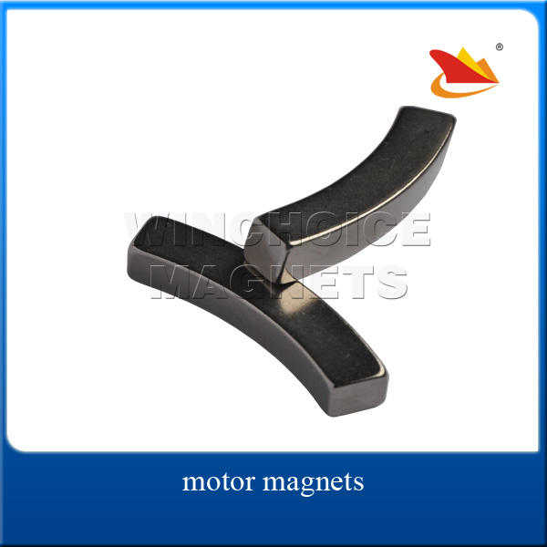 curved magnets