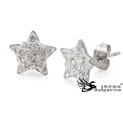 Wholesale Stud Diamond Earrins,Trendy Earrins