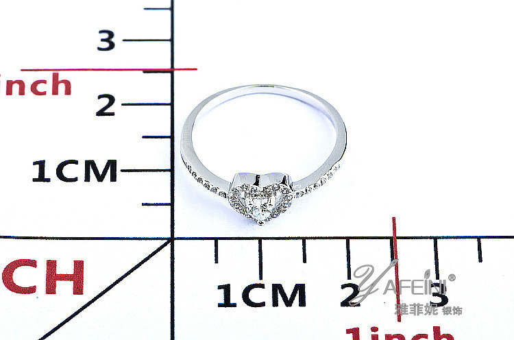 Wholesale 25 Dollars Ring Xl Sterling Silver Ring Size I Diamond Ring J