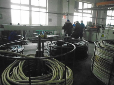 Plastic Coating (Rubber Hose)