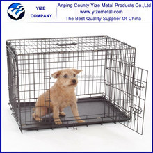 cage for dogs/metal dog cage/folding dog cage