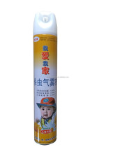 love home Aerosol Insecticide spray, kill insects
